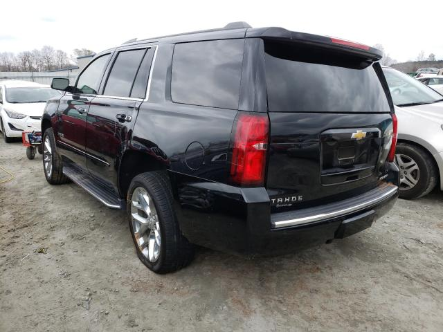 2019 CHEVROLET TAHOE K150 - Right Front View