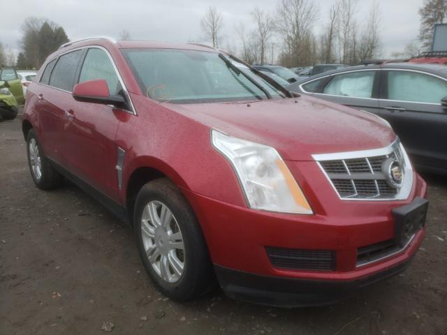 2011 CADILLAC SRX LUXURY - Other View