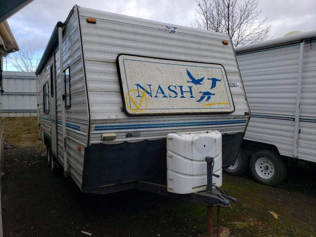 Nash salvage cars for sale: 1996 Nash Trailer