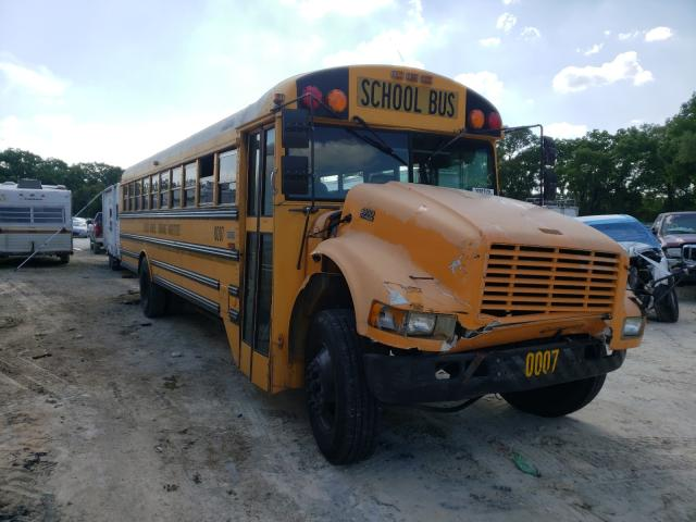 Salvage cars for sale from Copart Ocala, FL: 2000 International 3000 3800