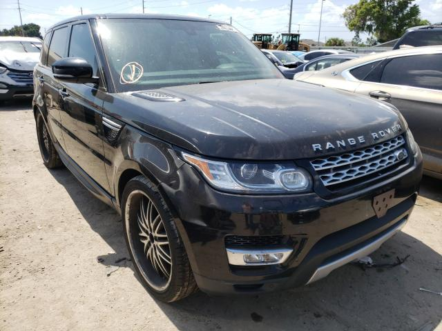 Salvage cars for sale from Copart Riverview, FL: 2014 Land Rover Range Rover