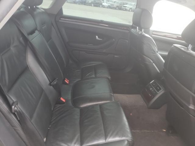 2005 AUDI A8 L QUATT - Interior View