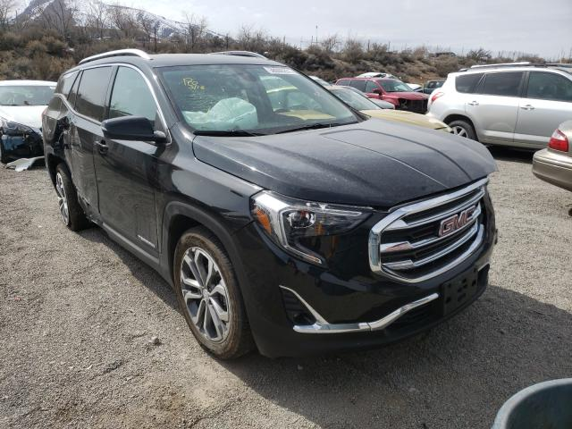 Salvage cars for sale from Copart Reno, NV: 2020 GMC Terrain SL