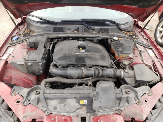 2014 Jaguar XF | Vin: SAJWA0ES3EPU27383