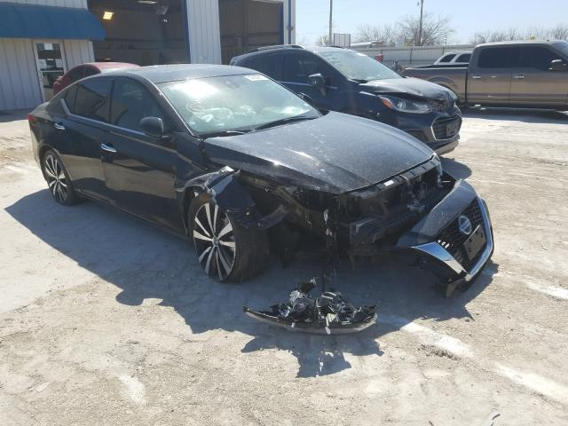 Salvage cars for sale from Copart Abilene, TX: 2020 Nissan Altima PLA