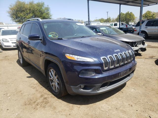 Jeep Vehiculos salvage en venta: 2016 Jeep Cherokee L