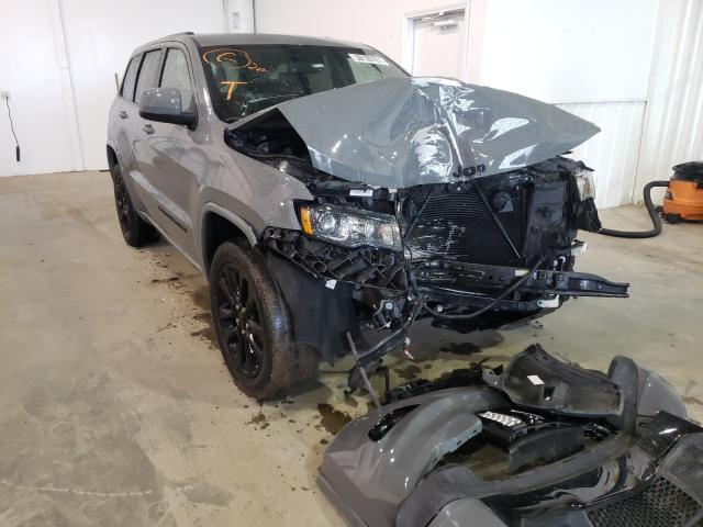 Salvage cars for sale from Copart Tulsa, OK: 2019 Jeep Grand Cherokee