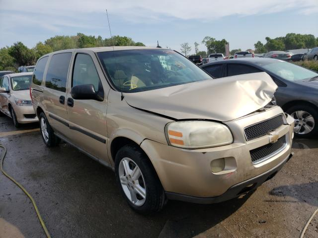 Chevrolet Uplander salvage cars for sale: 2005 Chevrolet Uplander