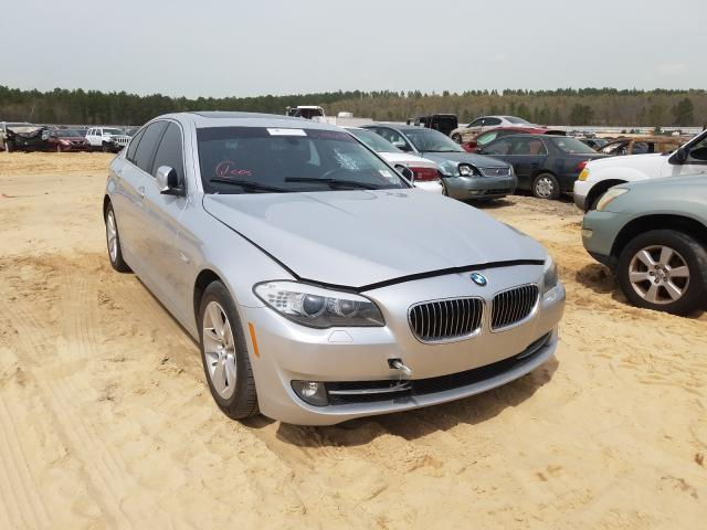 Salvage cars for sale from Copart Gaston, SC: 2013 BMW 528 I