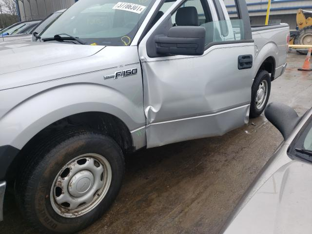 2011 FORD F150 1FTMF1CM5BFB52165