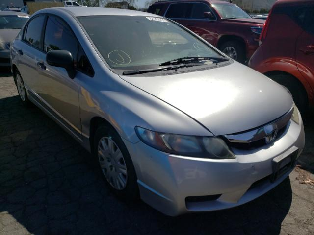 Salvage cars for sale from Copart Colton, CA: 2010 Honda Civic VP