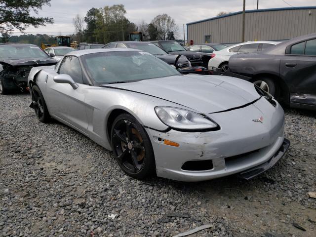 Chevrolet Corvette salvage cars for sale: 2011 Chevrolet Corvette