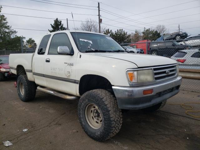 Salvage cars for sale from Copart Denver, CO: 1998 Toyota T100 Xtrac