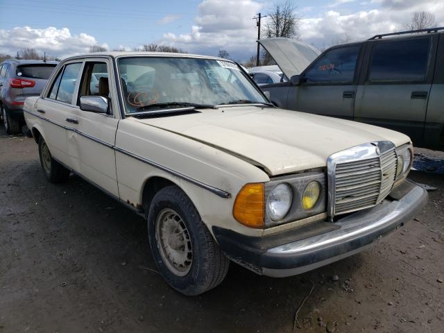 Mercedes-Benz 300 DT salvage cars for sale: 1983 Mercedes-Benz 300 DT
