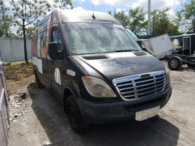Salvage cars for sale from Copart West Palm Beach, FL: 2007 Freightliner Sprinter 2