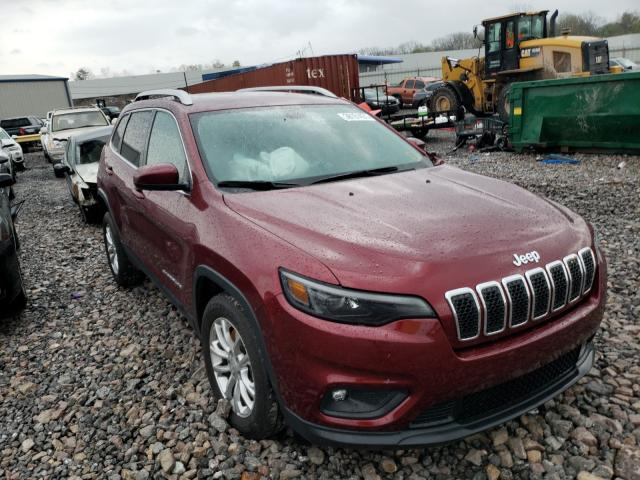 Salvage cars for sale from Copart Hueytown, AL: 2019 Jeep Cherokee L