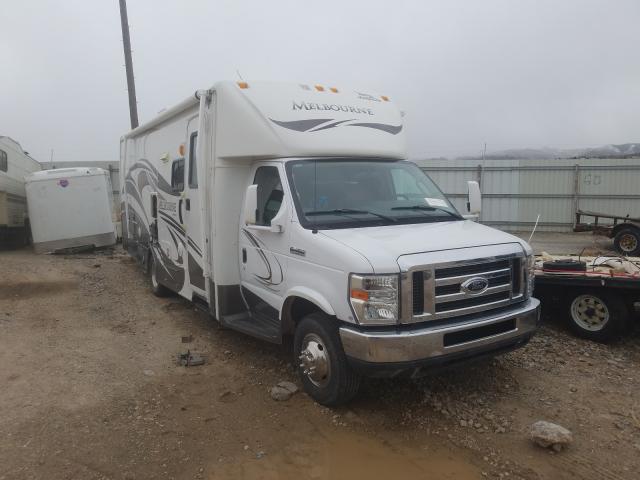 Vehiculos salvage en venta de Copart Magna, UT: 2011 Ford Motorhome