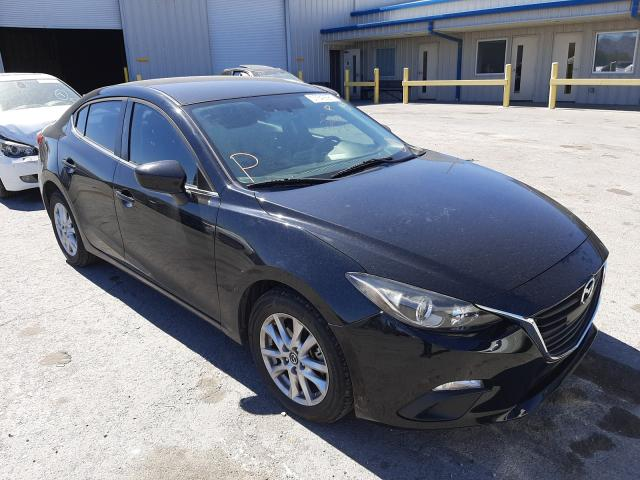 Mazda 3 salvage cars for sale: 2016 Mazda 3