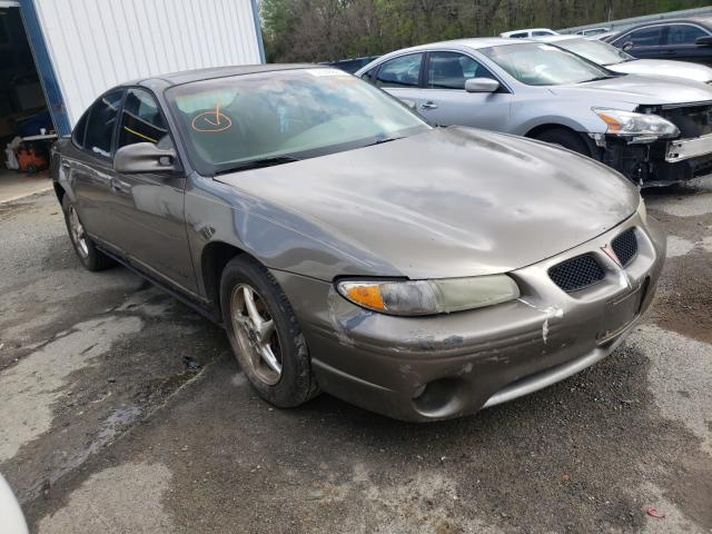 2002 Pontiac Grand Prix for sale in Shreveport, LA