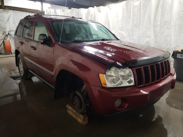 Salvage cars for sale from Copart Ebensburg, PA: 2007 Jeep Grand Cherokee