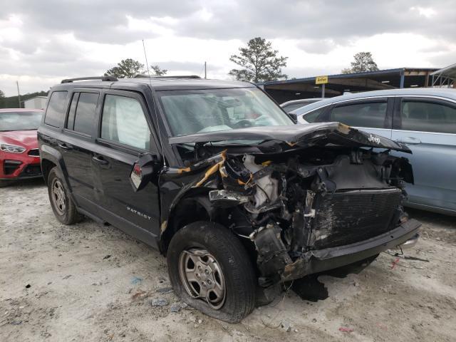 Vehiculos salvage en venta de Copart Loganville, GA: 2015 Jeep Patriot SP