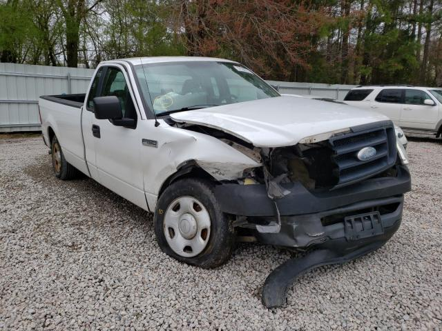 Salvage cars for sale from Copart Knightdale, NC: 2008 Ford F150