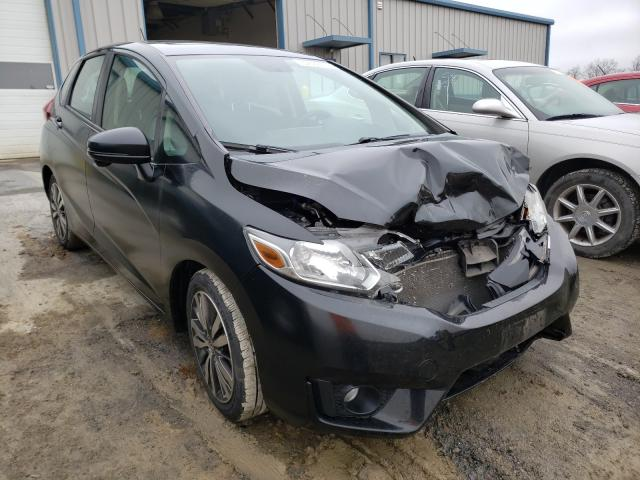 Salvage cars for sale from Copart Chambersburg, PA: 2015 Honda FIT EX