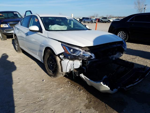 Salvage cars for sale from Copart Kansas City, KS: 2020 Nissan Altima S