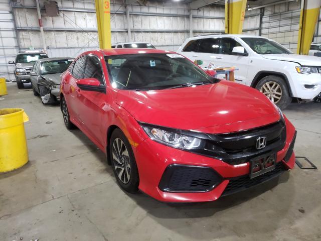 2017 Honda Civic LX en venta en Woodburn, OR