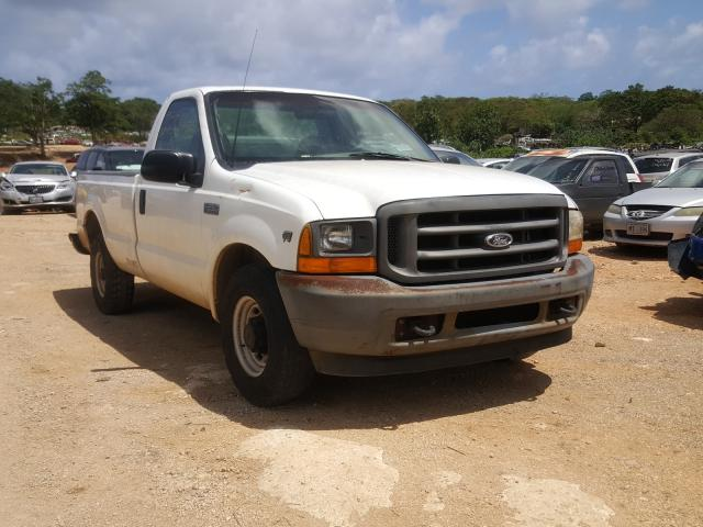 Salvage 2001 FORD F250 - Small image