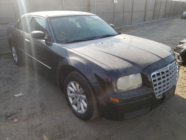 Chrysler salvage cars for sale: 2008 Chrysler 300 LX