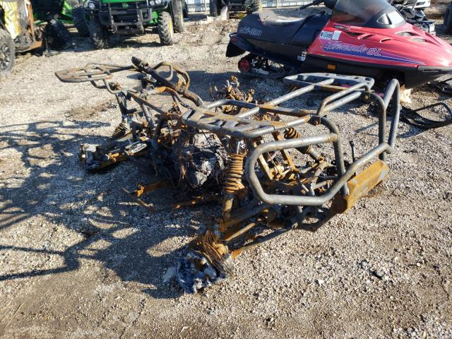 Salvage cars for sale from Copart Pekin, IL: 2017 Honda TRX500 FA