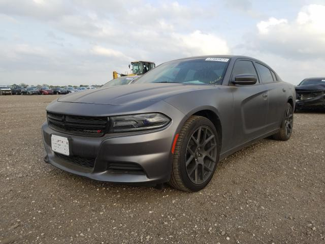 2018 DODGE CHARGER SX - Left Front View
