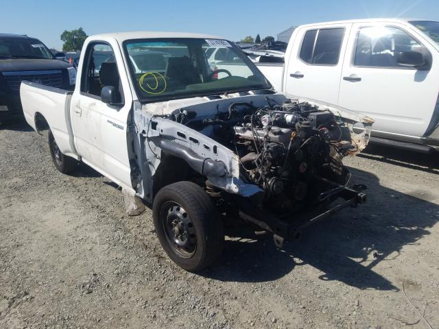 Salvage cars for sale from Copart Antelope, CA: 1996 Toyota Tacoma