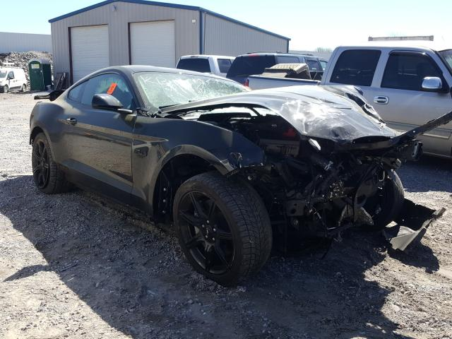 Salvage cars for sale from Copart Hueytown, AL: 2018 Ford Mustang GT