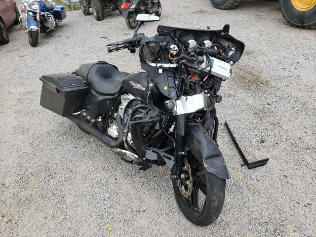 Salvage cars for sale from Copart Harleyville, SC: 2012 Harley-Davidson Flhx Street