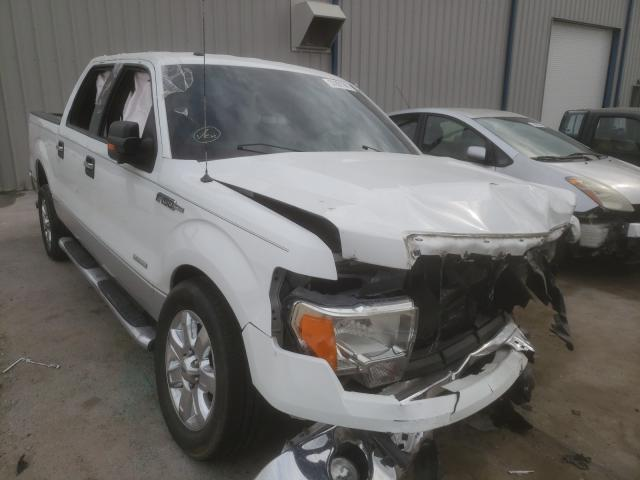 2014 FORD F150 SUPER - Left Front View