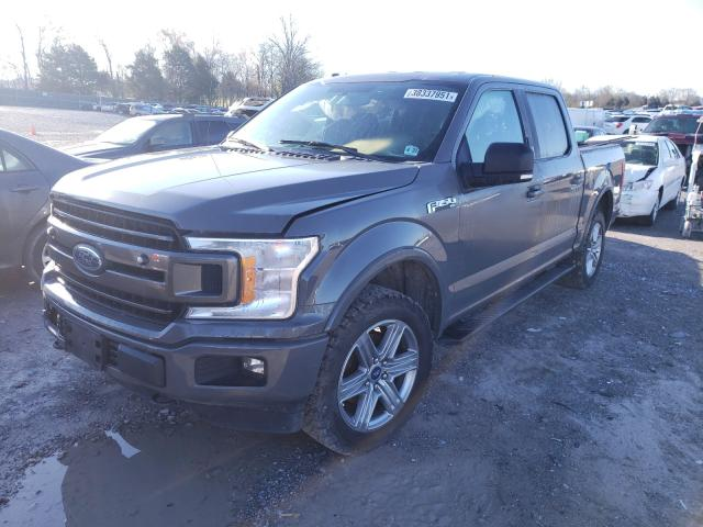 FORD F150 2018 1