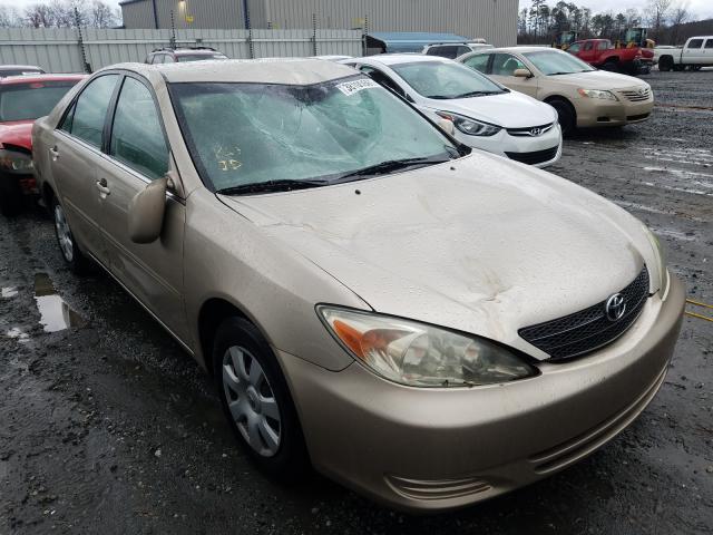 2003 Toyota Camry LE en venta en Spartanburg, SC