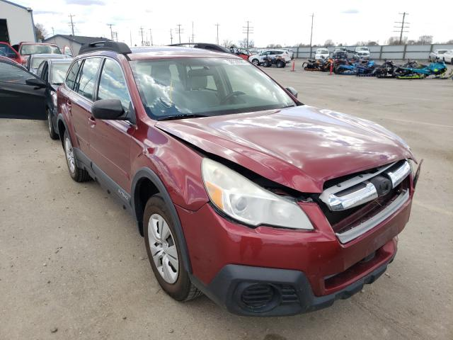 2013 SUBARU OUTBACK 2. 4S4BRCAC3D3263172