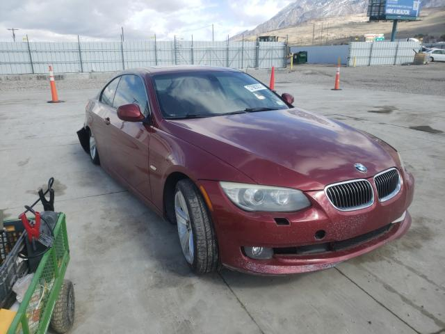 Salvage cars for sale from Copart Farr West, UT: 2011 BMW 328 I