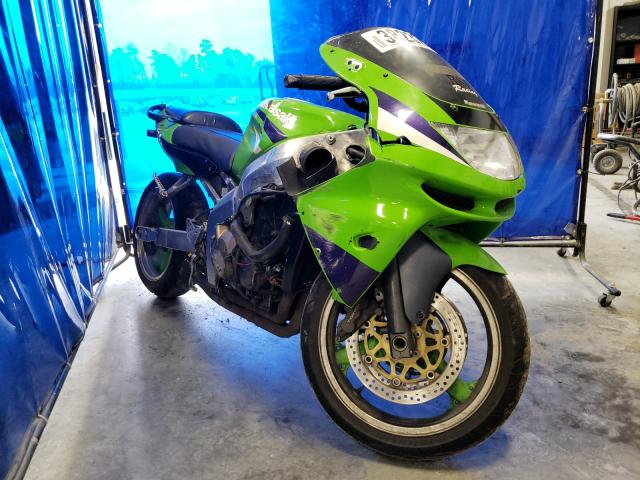 Salvage cars for sale from Copart Spartanburg, SC: 1999 Kawasaki ZX600 G