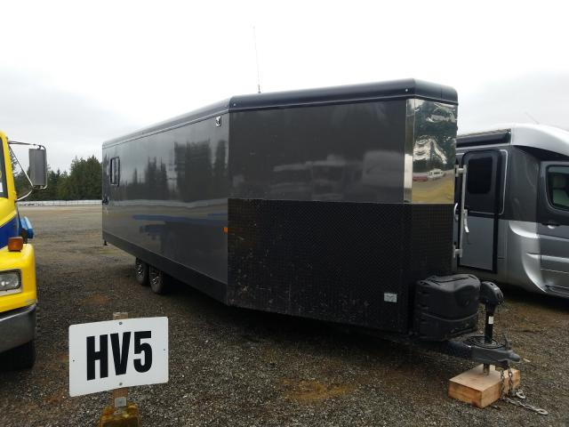 Salvage cars for sale from Copart Arlington, WA: 2020 Miscellaneous Equipment Trailer