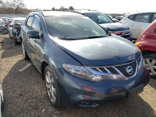 Salvage cars for sale from Copart Nampa, ID: 2013 Nissan Murano S