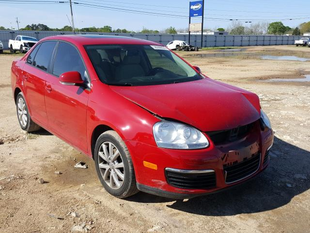 Salvage cars for sale from Copart Newton, AL: 2010 Volkswagen Jetta SE