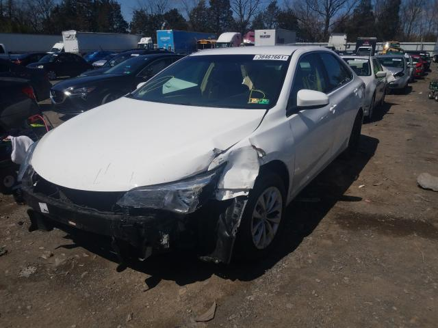 2015 TOYOTA CAMRY LE 4T4BF1FK1FR456078