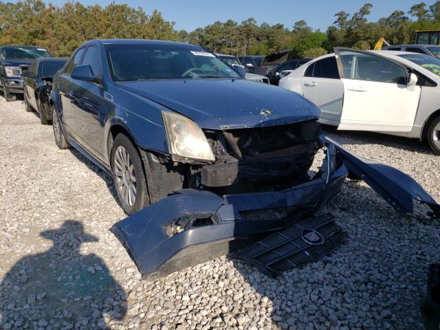 Cadillac salvage cars for sale: 2010 Cadillac CTS