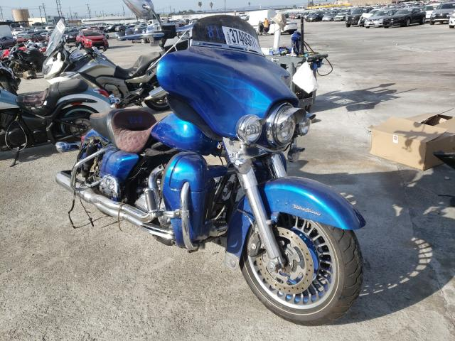 Salvage cars for sale from Copart Sun Valley, CA: 2009 Harley-Davidson Flhtcu