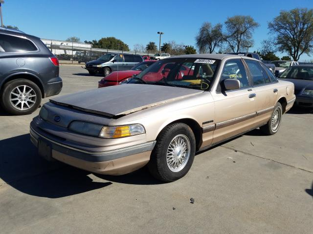 FORD CROWN VIC 1992 1