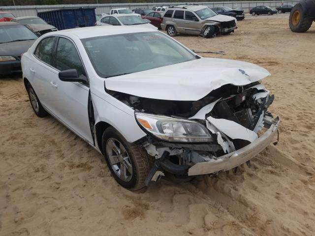 Salvage cars for sale from Copart Gaston, SC: 2015 Chevrolet Malibu LS